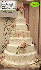 wedding cake jakarta classic lace 3d wedding cake pesan white wedding cake toko dan