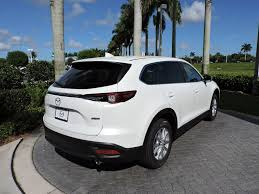 2016 used mazda cx 9 fwd 4dr sport at royal palm toyota serving