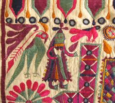 legacy of handcrafted textiles in india