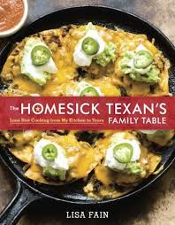 cuisine texane cook the book the homesick texan s family table by fain