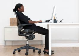 right way sit at your computer money