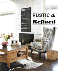 decorations rustic and refined modern rustic home decor