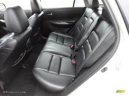 black interior 2004 mazda mazda6 s sport wagon photo 58901427