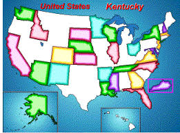 wooden usa map puzzle with states and capitals learn u s states and capitals free software