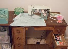 Sewing Machine With Table Ask Craft Sewing Machine Cabinet Make