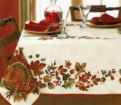 thanksgiving harvest turkey leaves white damask fall fabric