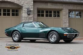1971 chevy corvette stingray 1971 chevrolet corvette ls6 454 425hp factory aluminum heads