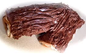 chocolate and salted caramel yule log my 50 favorite songs of