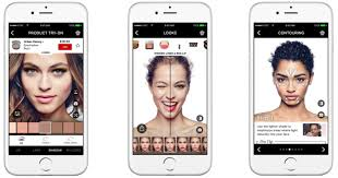 hair and makeup app sephora s ar app update lets you try makeup on at home