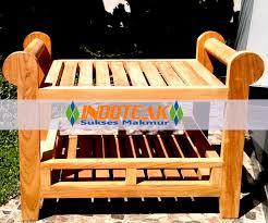 teak shower bench spa furniture manufacturer garden and home
