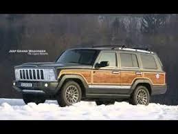 2015 Jeep Wagoneer Youtube