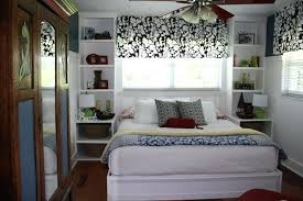 storage ideas for small bedrooms extraordinary storage solutions for a small bedroom 101815646 7 w