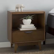 Mid Century Nightstands Mid Century Nightstands You U0027ll Love Wayfair
