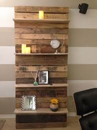 Wood Shelves For Walls 397 Best Pallet Shelves Images On Pinterest Pallet Ideas Pallet