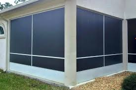 backyard covered patio florida glass privacy screen sails for