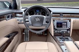 volkswagen phaeton back seat second generation vw phaeton further delayed art of gears