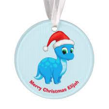 Dinosaur Christmas Decorations Uk by Funny Dinosaur Christmas Tree Decorations U0026 Ornaments Zazzle Co Uk