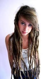 hairstyles for rasta 13 best girly dreadlocks images on pinterest dreadlock