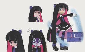 Stocking Meme - stocking s concept art panty and stocking know your meme