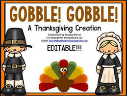 thanksgiving gobble gobble a math literacy creation the
