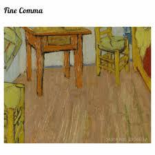 gogh chambre à arles chambre en arles 2ème version by vincent gogh peint à la