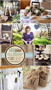 rustic baby shower get country chic with a rustic baby shower beau coup
