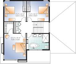 modern style house plan 3 beds 1 50 baths 1852 sq ft plan 23 2293