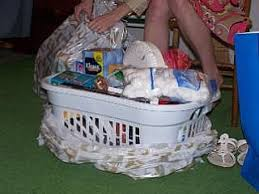 bridal shower gift ideas for bridal shower basket