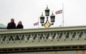 Why Are The Flags Flying Half Mast What U0027s Personal About The Westminster Bridge Attack The Nation