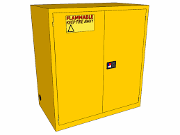 Yellow Flammable Storage Cabinet Flammable Storage Cabinet 120 Gallons Cbbm120jp Usasafety