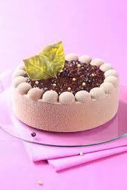 schokoladencreme kuchen mit schwarzen johannisbeeren ohne gelatine