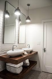 floating wood vanity houzz regarding bathroom modern feldman