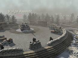 Volga River Map Soviet Union Volga Assault Addon Mod Db