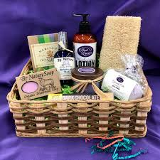 relaxation gift basket themed gift baskets laurie s