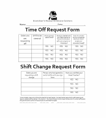 40 effective time off request forms u0026 templates template lab