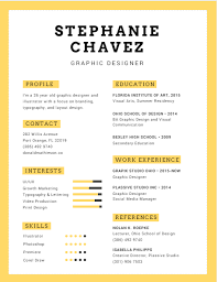 resume stand out use canva to make your resume stand out next step after care