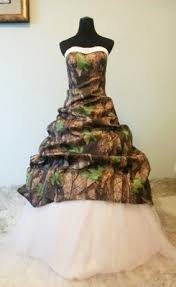 cheap camo wedding dresses and camouflage bridal gowns