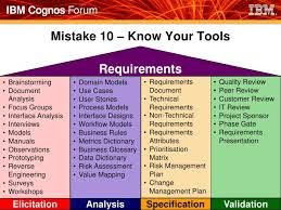 cognos report design document template gathering and documenting your bi business requirements