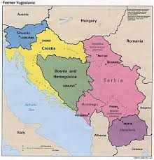 Serbia World Map by Eslovenia Croacia Bosnia Herzegovina Serbia Montenegro Macedonia