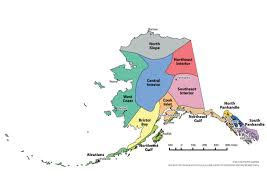 Bethel Alaska Map by New Map Will Help Scientists Study Alaska U0027s Climates Science And