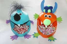 milk jug monster halloween craft for kids chicago parent