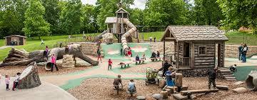 lake rebecca park reserve nature inspired playground