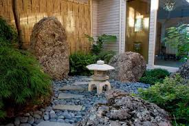 Small Rocks For Garden Small Japanese Rock Garden