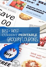 free printable grocery coupons welcome to the family table