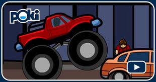 monster truck curfew game monster truck games gamesfreak