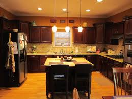 Above Kitchen Cabinets Ideas Home Interior Design Ideas - Decorating above kitchen cabinets