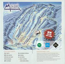Steamboat Trail Map Ski Resort Directory 2 October 2012 Free Shipping With
