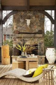 Rustic Outdoor Patio Designs 35 Beautiful Backyards Midwest Living