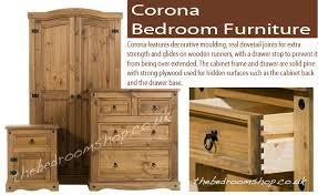 Mexican Pine Bookcase Corona Bedroom Furniture Assembled Pine Bedroom Furniture