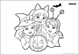nick jr dora printable coloring pages dora and friends coloring pages nick jr bltidm tearing learnfree me